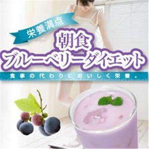 栄養満点 朝食ブルーベリーダイエット