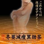 トウキシ配合茶 『極身 冬葵減痩黒効茶(〜きょくしん〜とうきげんそうこくこうちゃ)』