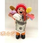 エケッコー(エケコ)人形 15cm オレンジの詳細ページへ