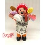 エケッコー(エケコ)人形 15cm レッドの詳細ページへ