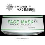 インフルエンザ防御セット(ウィルス除菌液・抗菌ティッシュ・マスク) もしもスペシャルセット