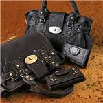 イタリア製レザーバッグ&ウォレット 112/271 ブラック