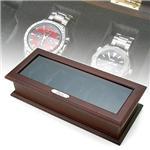 木製5本時計収納ケース 189982