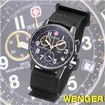 WENGER クロノグラフ 70724