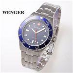 WENGER 200M防水ダイバー メンズウォッチ WEN79948W