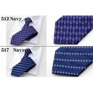 CELINE(セリーヌ) ネクタイ 512 Navy