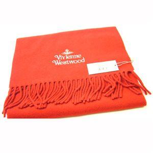 超お買得 Vivienne Westwood(ヴィヴィアンウエストウッド) マフラー 005・レッド