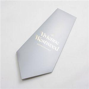 Vivienne Westwood(ヴィヴィアンウエストウッド) ネクタイ 2010AW 最新柄 9 517・0005グレー