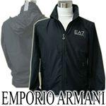 EMPORIO ARMANI(エンポリオアルマーニ) ウインドブレーカー  ブラックXL