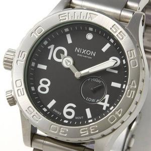NIXON(ニクソン) ビッグフェイスウォッチA035000/ブラック