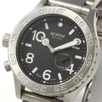 NIXON(ニクソン) ビッグフェイスウォッチ A035000/ブラック