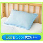 Eco&Cool 枕カバー 2枚セット