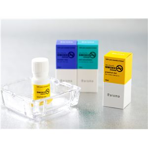 アットアロマ 100%pure essential oil <SMOKE minus セット(10ml×3本)>