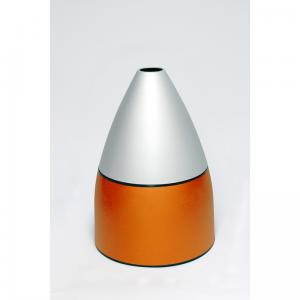 エアアロマ アロマディフューザー aromax silent(アロマックスサイレント) オレンジ