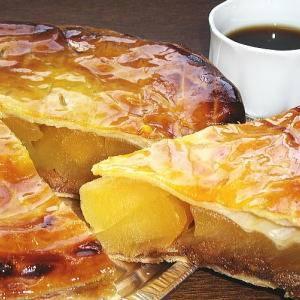 【お歳暮用 内のし付き(名入れ不可)】手作りアップルパイ
