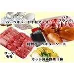 ばんざいシリーズ 松阪牛お手軽バーベキューセットDX B(6-7人前)