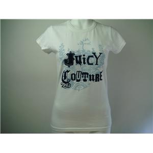 JUICY COUTURE (ジューシークチュール) Tシャツ ホワイト サイズS