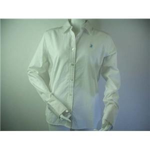 JUICY COUTURE (ジューシークチュール) シャツ ホワイト サイズM