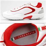PRADA メンズシューズ LUE001 WHITE & RED 7