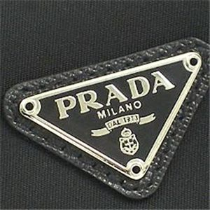 プラダ 1M0170 TESSUTO 3ツオリコ BK