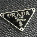 プラダ 1M0840 SAFFIANO 3ツオリコゼニ BK