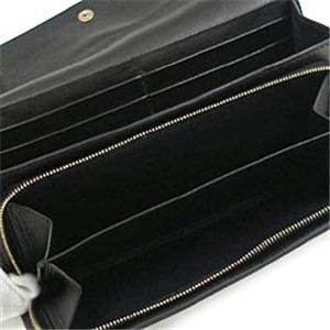 Bottega Veneta(ボッテガヴェネタ) 150509 V0013 1000 長財布BK