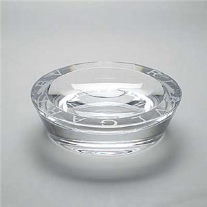 ブルガリ 灰皿  ロゴマニア 灰皿(スモール)12cm 47502