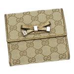 Gucci(グッチ) 167465 F4FSG 9693 2ツ折財布 GO