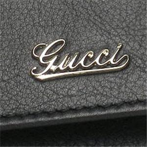 02Gucci|グッチ 190365 BCK0G 1000|長札 BK