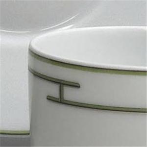 Hermes(エルメス) リズムグリーン ティーC&Sペア 4316