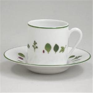 Hermes(エルメス) メスクラン コーヒーカップ&ソーサー90mlペア7917