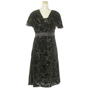 Nougat(ヌガー) NG5323 ドレス 0 BK