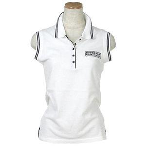 バーバリー ブルーレーベル CATWIRAN ポロシャツ 42