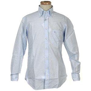 Burberry(バーバリー) CROMETON L/Sシャツ 3 BL/BL 0017