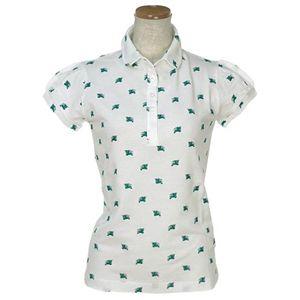 Burberry(バーバリー) GABI ポロシャツ 42 WT/GR 1060