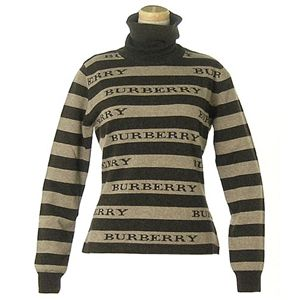Burberry(バーバリー) KOBU T/NL/Sセーター 38 BE/BR 6