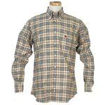 Burberry(バーバリー) N SUSSEX L/Sシャツ 3 CAM 0005