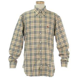 Burberry(バーバリー) N SUSSEX L/Sシャツ 4 CAM 9