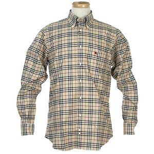 Burberry(バーバリー) N SUSSEX L/Sシャツ 5 CAM 0005