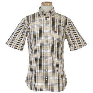 Burberry(バーバリー) N SUSSEX M/C S/Sシャツ 5 BE 0004