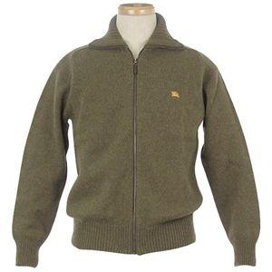 Burberry(バーバリー) NEW BURVENUS ZIPセーター 4 KH 1068