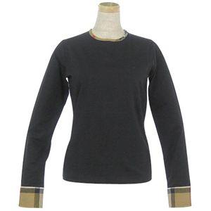 Burberry(バーバリー) RAMY-1 L/STシャツ 40 BK 1099