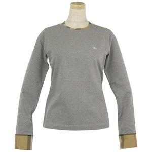 Burberry(バーバリー) RAMY-1 L/STシャツ 40 GY 1112