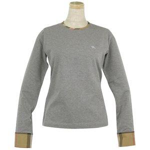 Burberry(バーバリー) RAMY-1 L/STシャツ 44 GY 1112