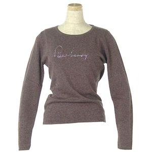 Burberry(バーバリー) TACH-BUR R/NL/Sセーター 38 PUR 1084