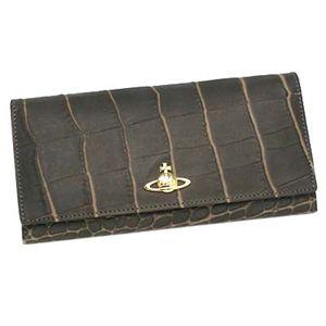 Vivienne Westwood(ヴィヴィアンウエストウッド) 2800 EMPIRE COCCO 財布 DB