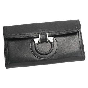 Ferragamo(フェラガモ) 22A087 財布 BK