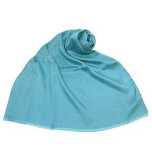 Ferragamo(フェラガモ) スカーフ 32-7120 LBL/TURCHESE