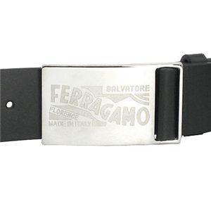 Ferragamo(フェラガモ) ベルト 67-7032 40m/115c F BK