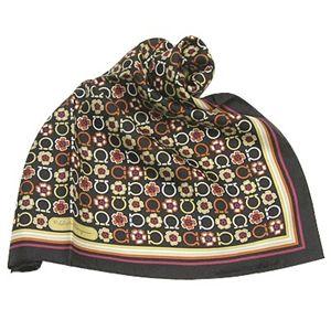 Ferragamo(フェラガモ) ポケットチーフ 7598 BK 001